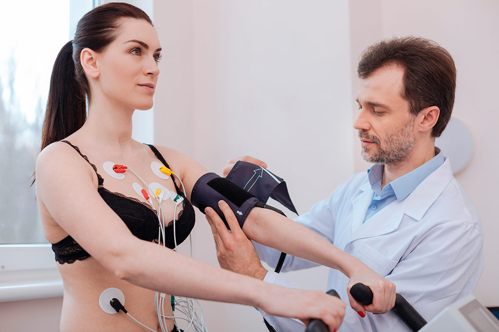 Cardiological check-up