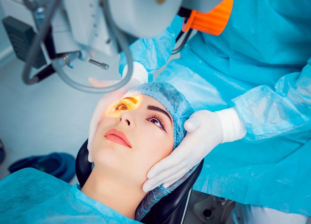 Лечение миопии (близорукости) в Германии