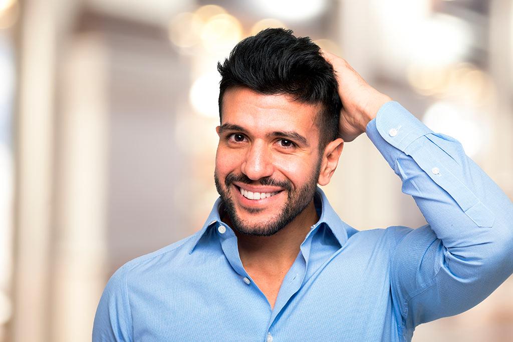 Treatment of alopecia abroad