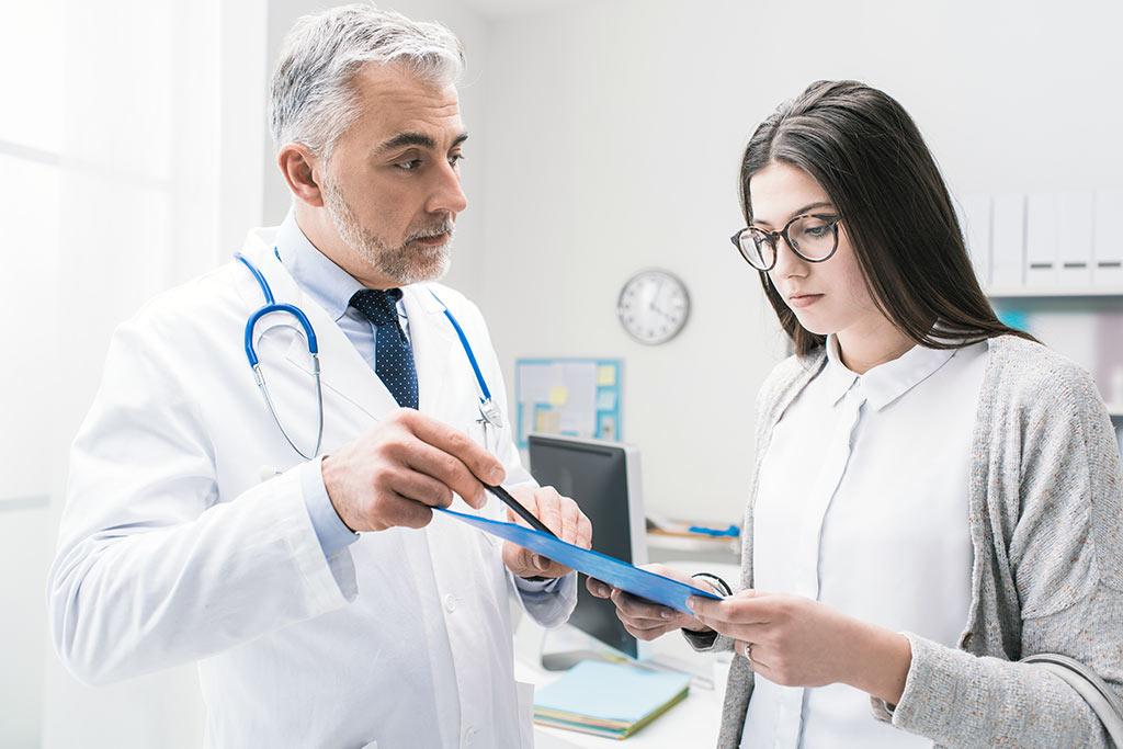 Diagnostics of cervical cancer