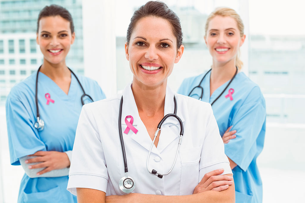 Treatment of mammary gland cancer in Germany
