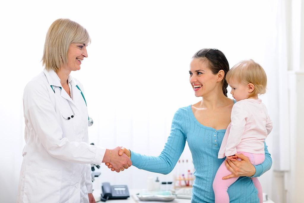 Организация лечения в Детской диагностической клинике М1