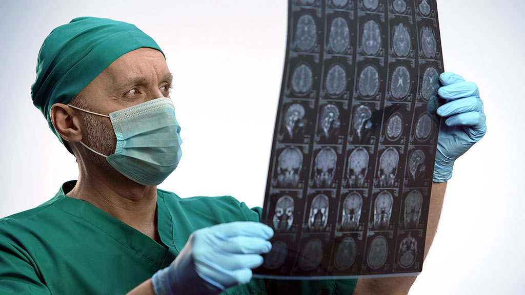 Neurosurgery in patients with brain tumor