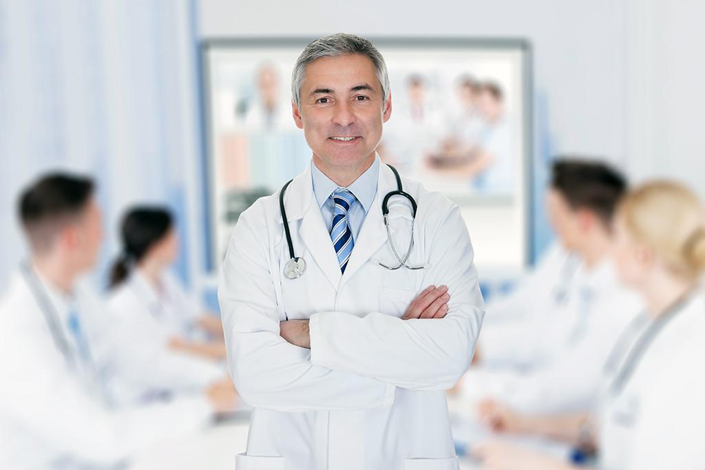 Описание клиник на сайте Booking Health