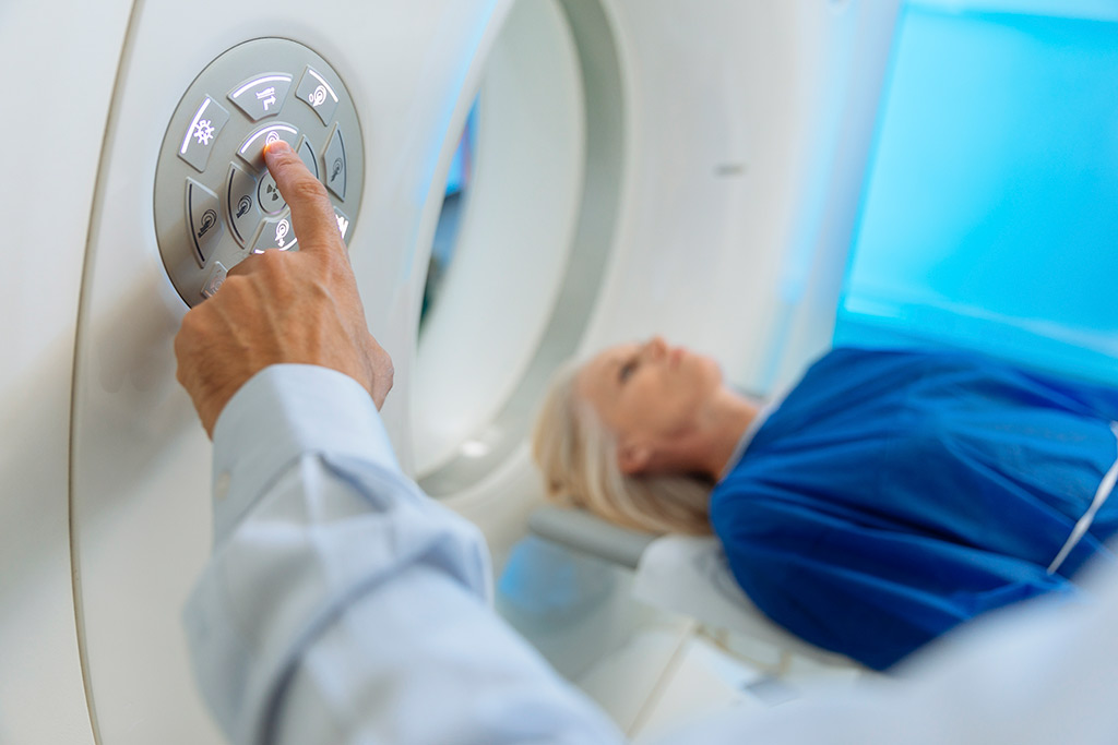 The MRI scan in Germany