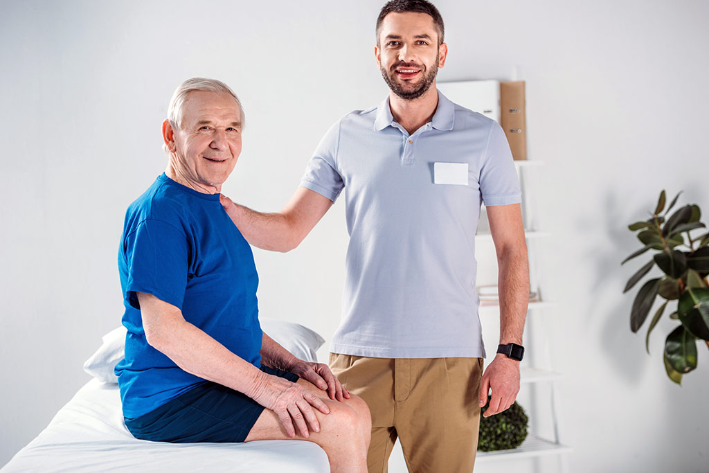 Rehabilitation after stroke in Germany