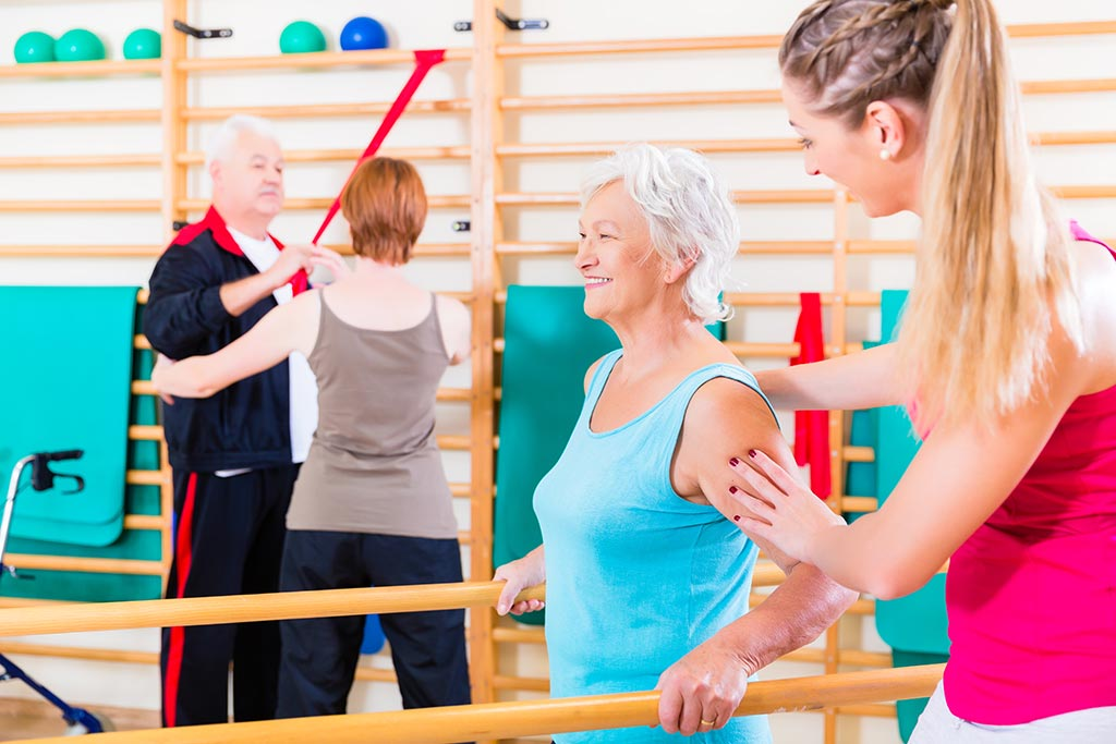 The main types of rehabilitation in Germany
