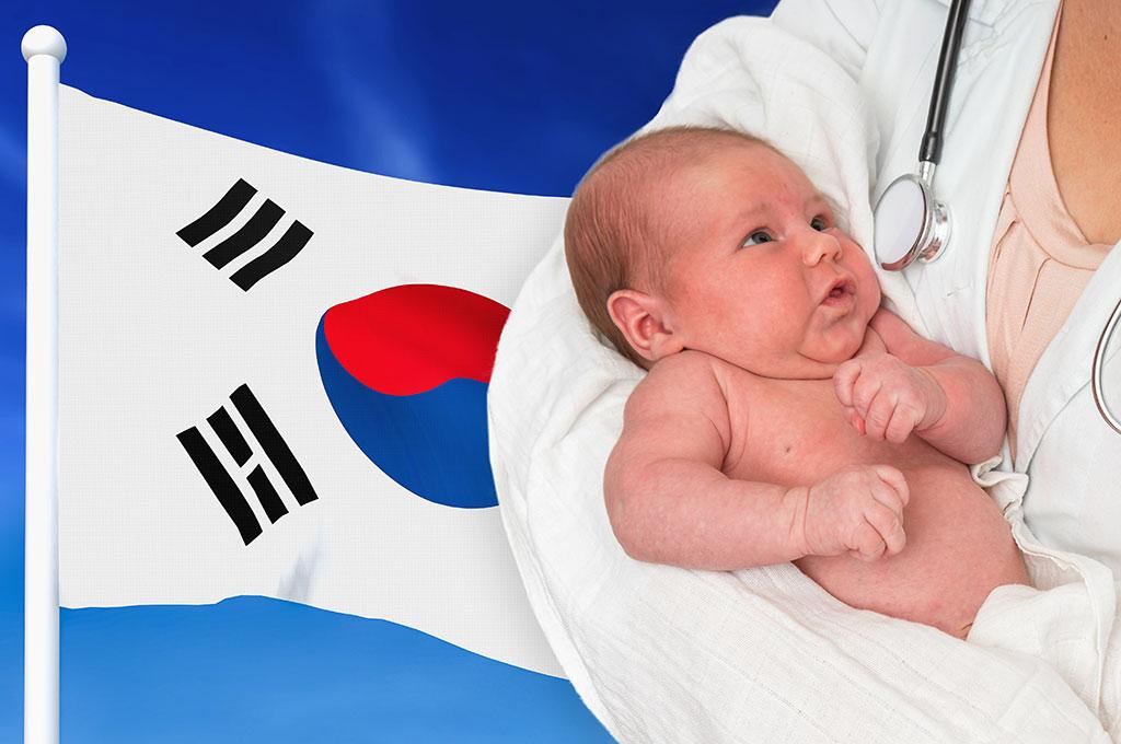 ЭКО в Корее