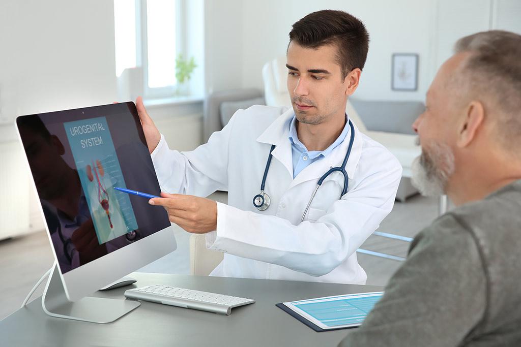 Brachytherapy in prostate cancer