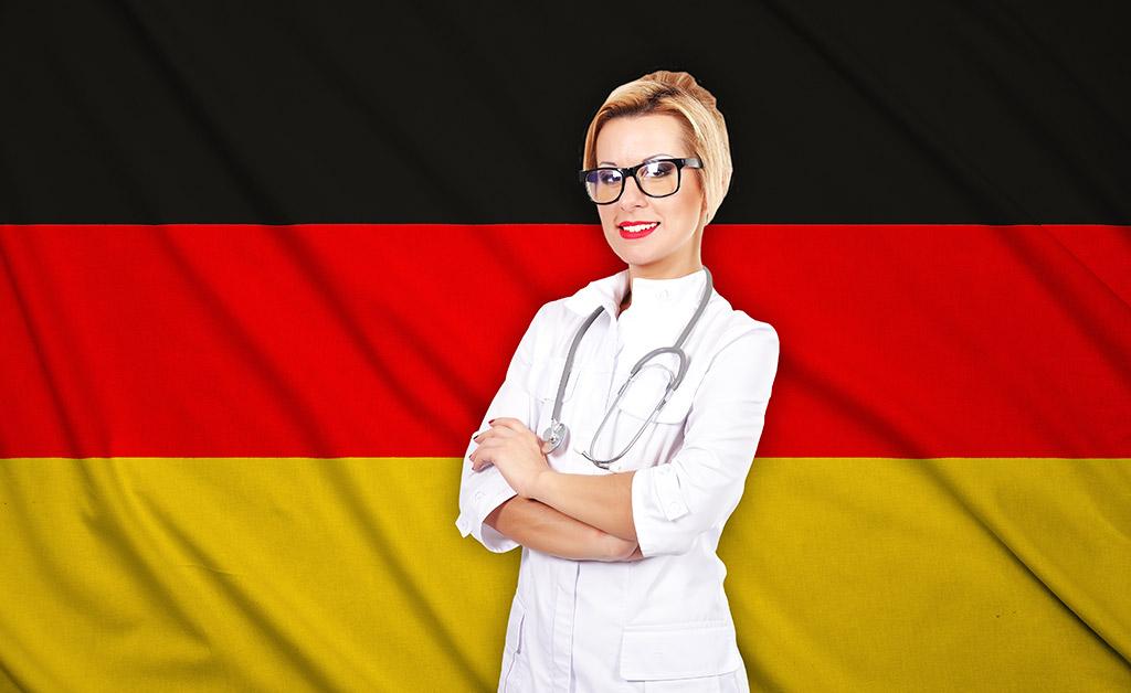 Уровень медицинских услуг в Германии