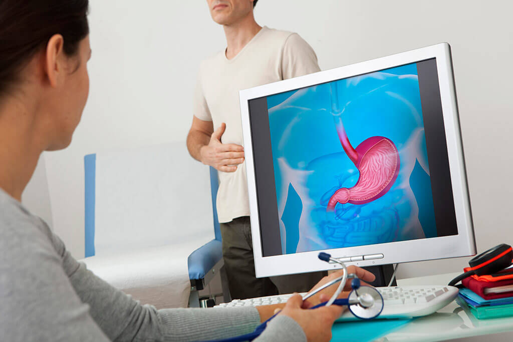 Treatment of stomach cancer abroad