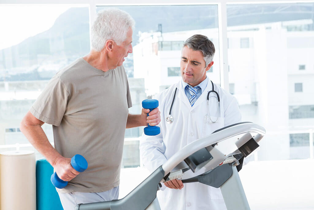Rehabilitation after stroke