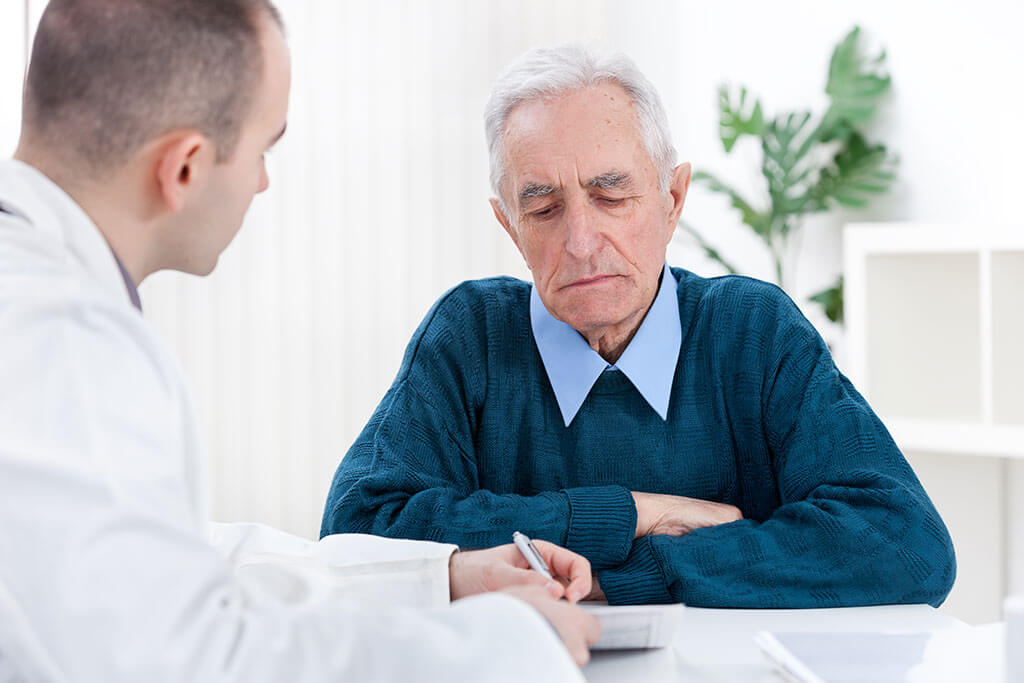 Prostate cancer: where to treat?
