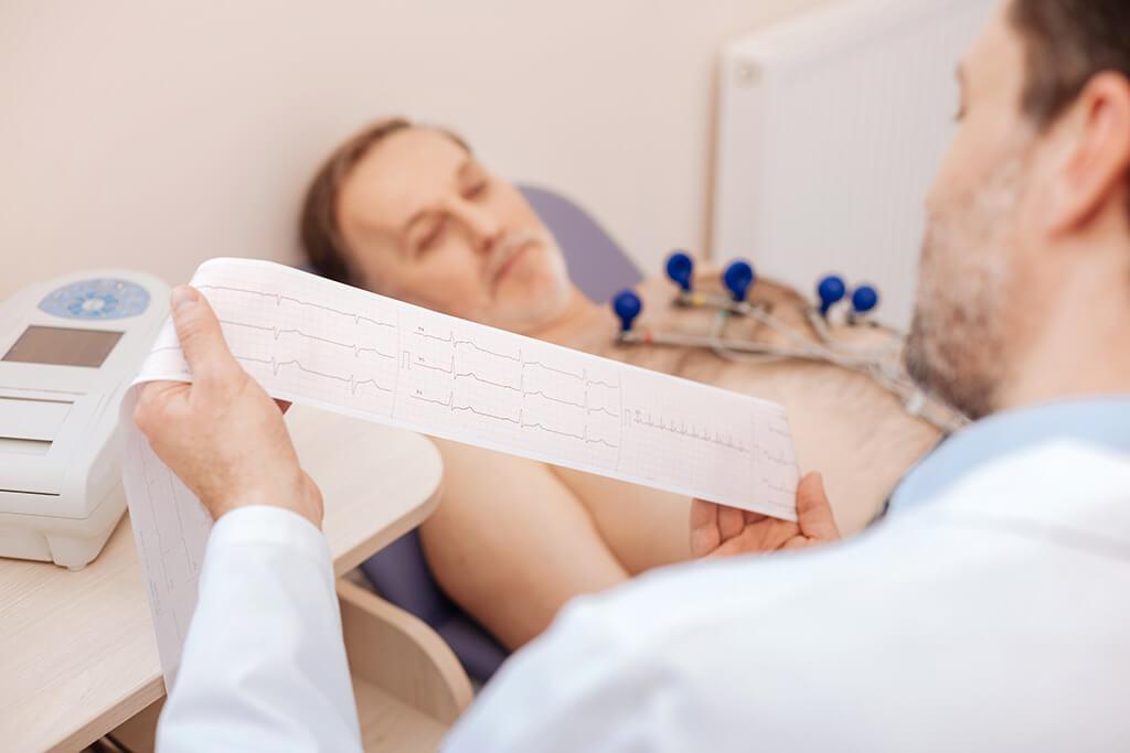 Diagnostics of IHD