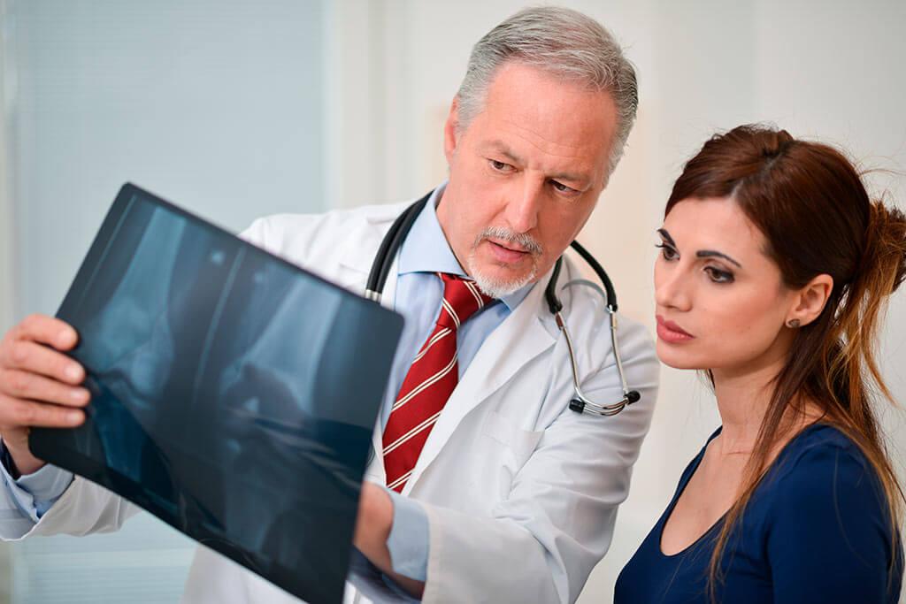 Arthrosis diagnosis