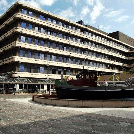 Sana Hospital Duisburg