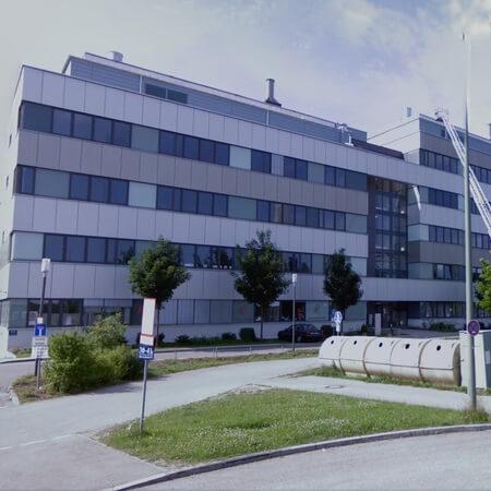 مركز سكين سايبر الأوروبي ميونيخ-غروسهاديرن