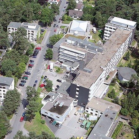 Клиника Святого Лукаса Золинген