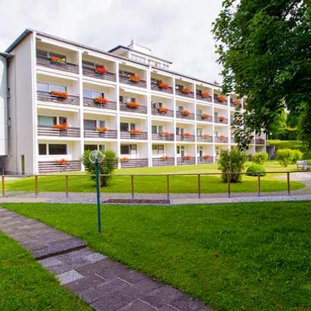 Rehabilitation Clinic Benedictus Krankenhaus Feldafing