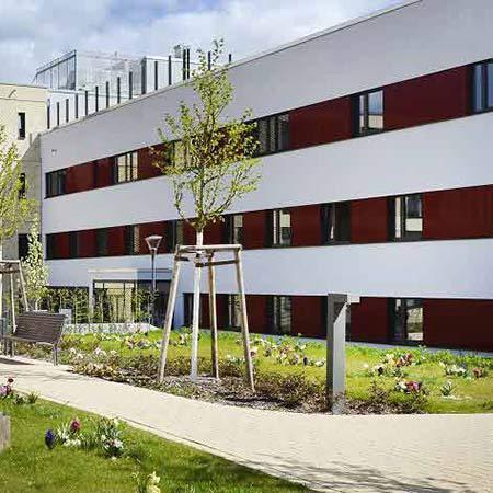 Vivantes Kaulsdorf Hospital Berlin