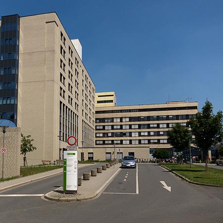 مستشفى المسالك البولية الأكاديمية في دورتموند