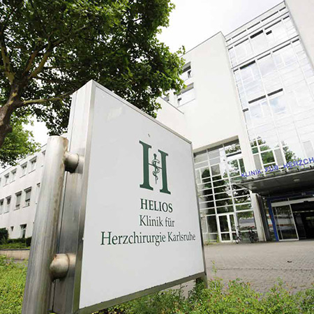 HELIOS Heart Surgery Clinic Karlsruhe