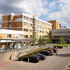 المستشفى الأكاديمي شلوس بارك برلين
