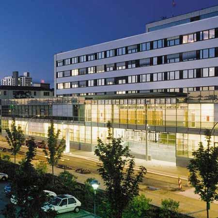 Академическая клиника Бундесвера Берлин