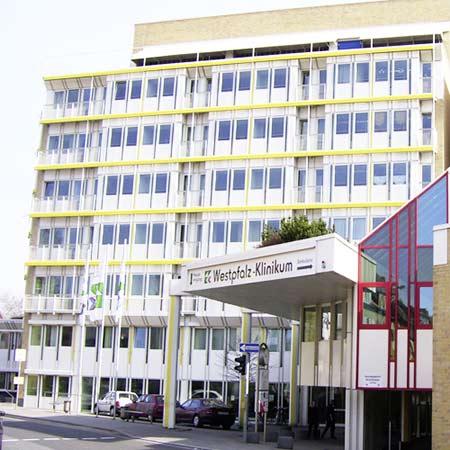 مستشفى الأكاديمية ويستبفالز كايزرسلاوترن