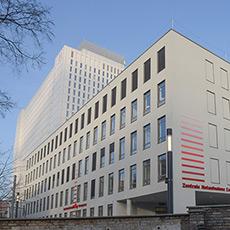 Университетская клиника Шарите Берлин