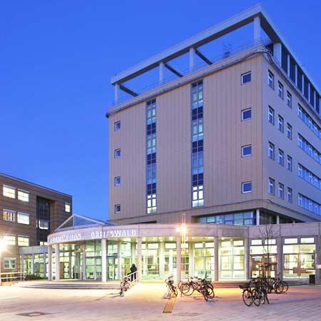 Университетская клиника Грайфсвальд
