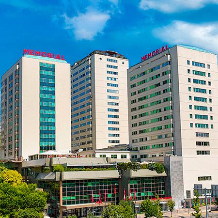 Memorial Sisli Hospital Istanbul