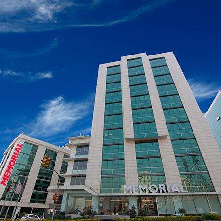 Клиника Мемориал Аташехир Стамбул