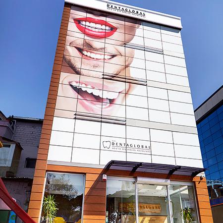 إزمير Dentaglobal مستشفى طب الأسنان