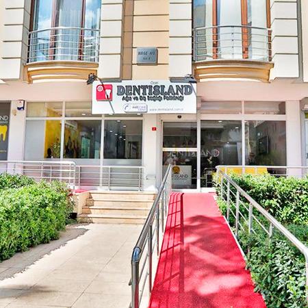 إسطنبول Dentisland عيادة طب الأسنان