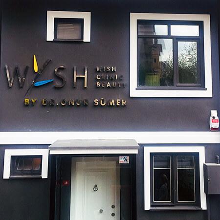 إسطنبول Wish Clinic  Beauty عيادة الجراحة التجميلية