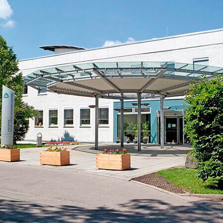 Специализированная пульмонологическая клиника Асклепиос Мюнхен-Гаутинг