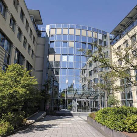 مستشفى إعادة التأهيل للمرضى الخارجيين فرانكفورت أم ماين