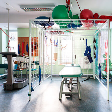 Клиника неврологической реабилитации Годесхёэ Бонн