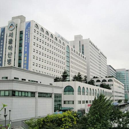 Asan Medical Center Seoul