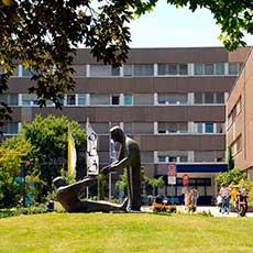 مستشفى القديس فنسينتوس - مستشفى الأكاديمية لجامعة فرايبورغ