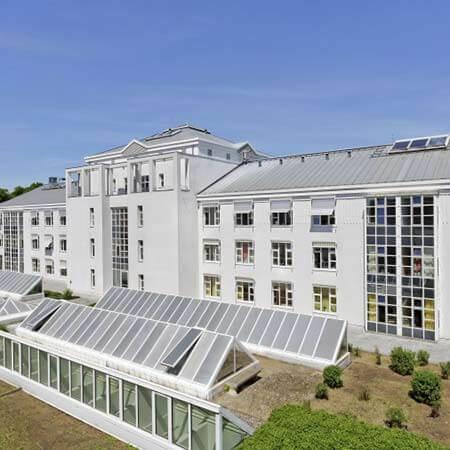مستشفى فيفانتيس أوغست-فيكتوريا برلين