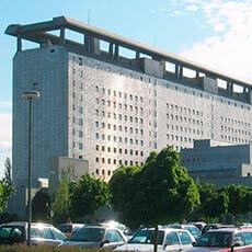 Университетская клиника Мюнхенского университета им. Людвига-Максимилиана