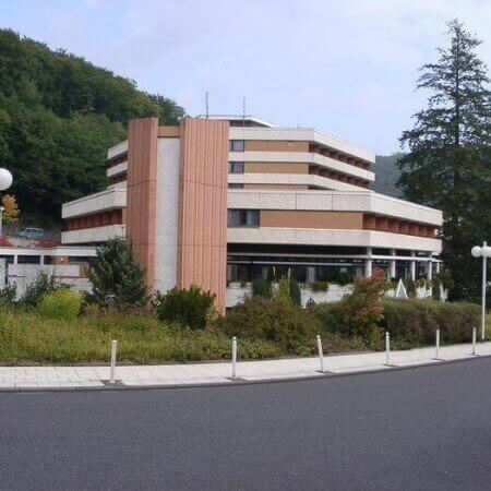 MEDIAN Rehabilitation Clinic Schlangenbad