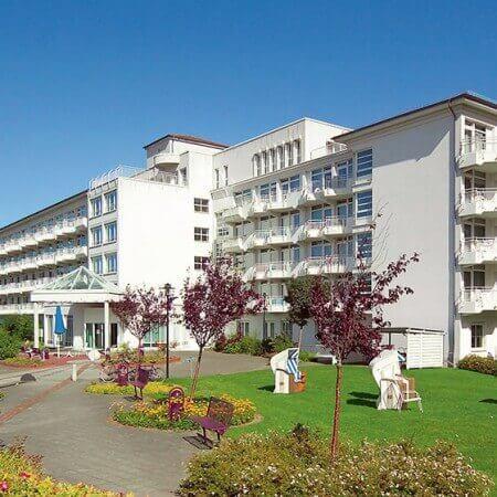MEDIAN Rehabilitation Clinic Wismar