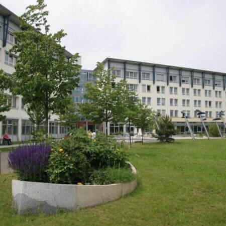 Неврологическая реабилитационная клиника Медиан Магдебург