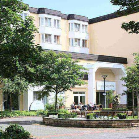 Реабилитационная клиника Медиан Бад Тенштедт
