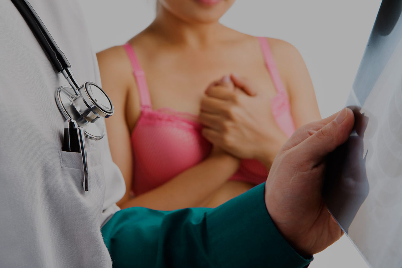 Breast cancer stages: comprehensive approach