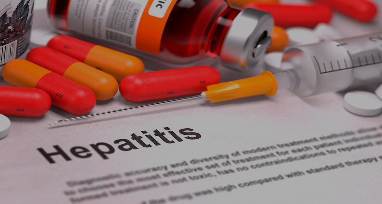 Why does Germany offer the best treatment for hepatitis
