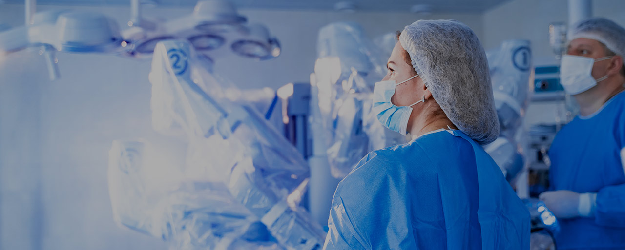 Minimally invasive gynecologic operations using the da Vinci robotic system